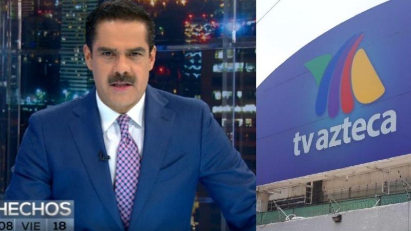 Más despidos en TV Azteca: Alatorre quedaría en la calle tras 20 años al frente de 'Hechos'