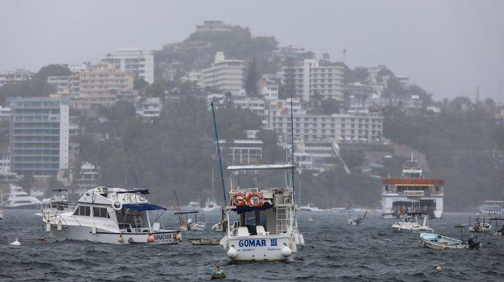 'Cristina' podría convertirse en huracán; amenaza a cuatro estados de México