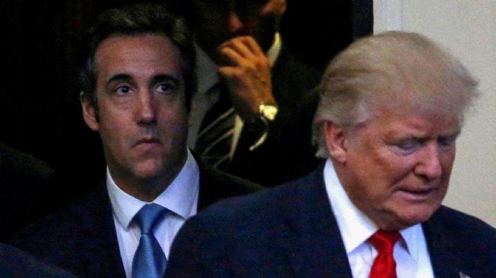 Michael Cohen, exabogado de Trump, volverá a prisión por violar arresto domiciliario