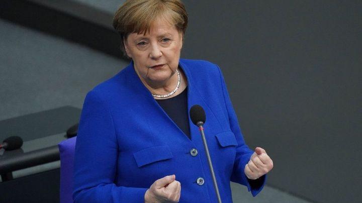 """Angela Merkel: """"El Covid-19 no se puede combatir con mentiras, odio y desinformación"""""""