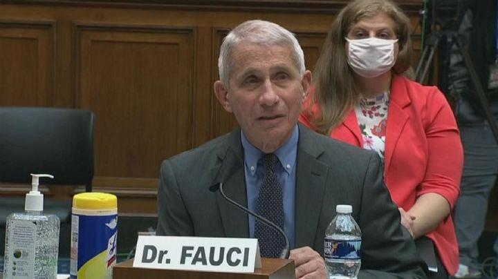 El epidemiólogo de EU, Anthony Fauci, lanza severa advertencia sobre el Covid-19