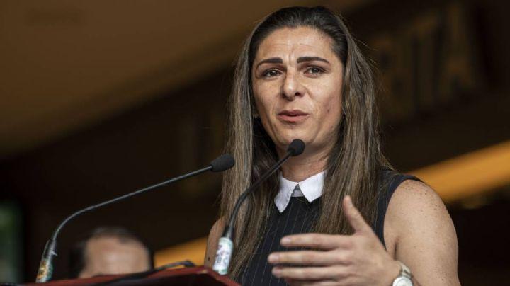 Ana Guevara, en nueva polémica: La exhiben mientras juega golf en horario laboral