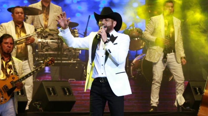 """Tras ser agredido en concierto, famoso cantante 'estalla' en redes: """"Espero no vuelva a pasar"""""""