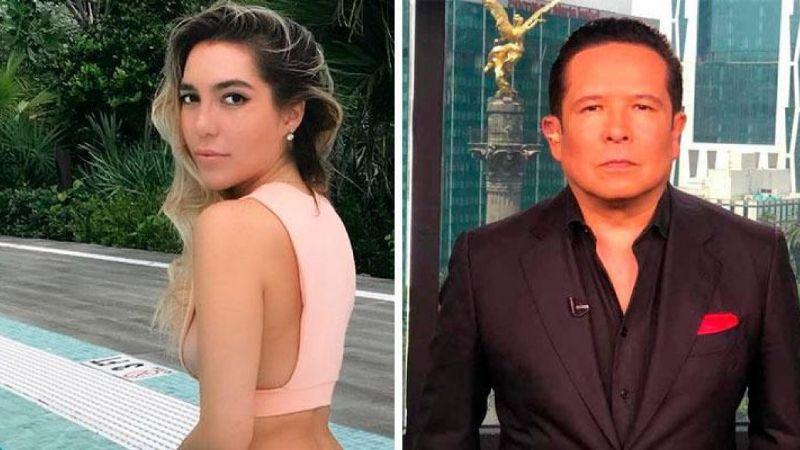 """""""Chayotero, enano, cul..."""": Frida Sofía arremete contra Gustavo Adolfo Infante"""