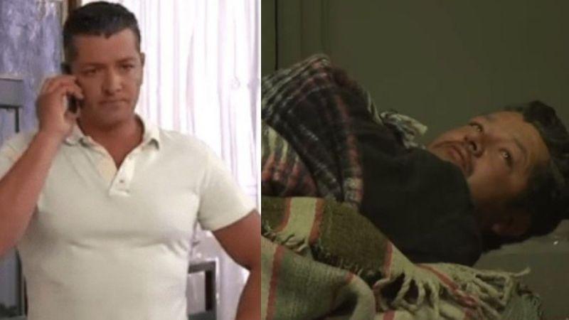 """Galán de Televisa que se volvió indigente y """"comía de la basura"""" así luce y ahora hace esto"""
