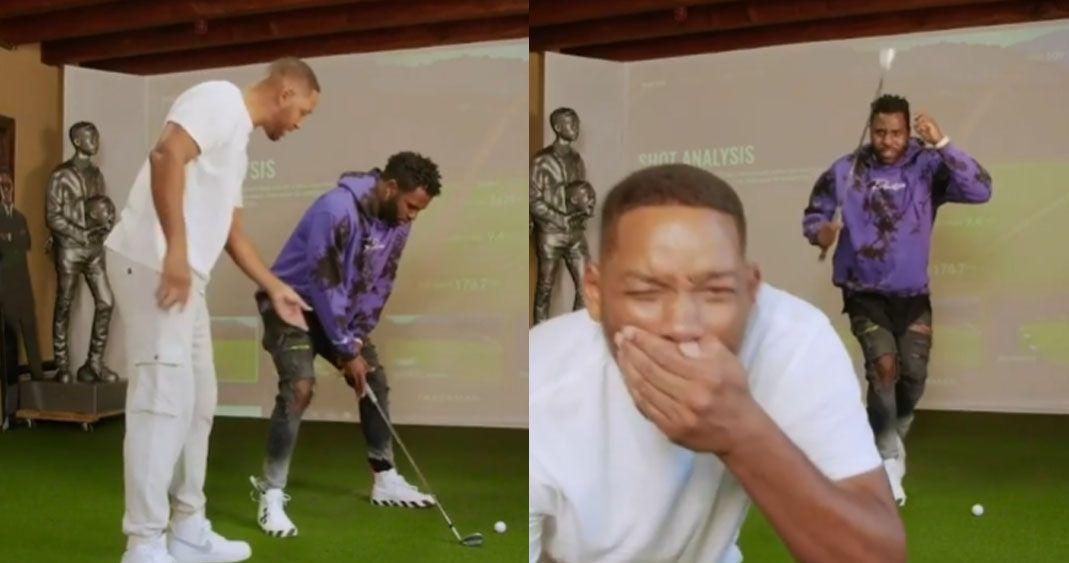 Will Smith sufre accidente y se queda sin dientes