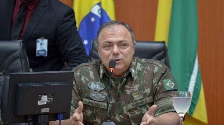 """Ministro de Salud de Brasil, en contra de Bolsonaro por el Covid-19: """"El país está unido"""""""