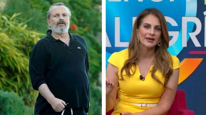 Elenco de 'VLA' destroza a Miguel Bosé tras aparecer con kilitos de más y teoría conspirativa