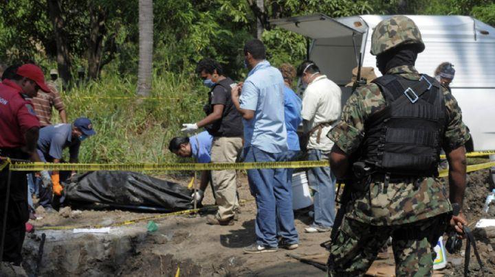 Guerrero: Realizan el hallazgo de 10 cuerpos en fosas clandestinas