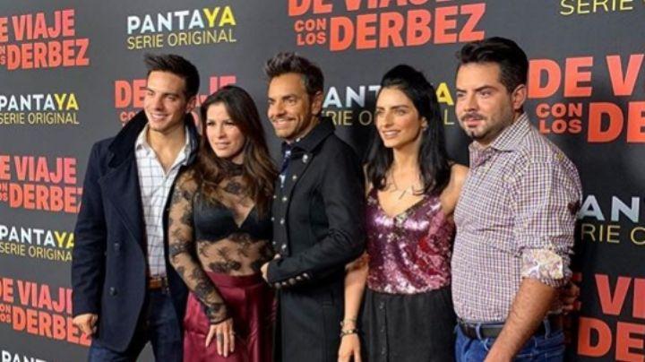 """¿Se desmorona la familia? Eugenio Derbez envía duro mensaje a sus hijos: """"Me pueden perder"""""""