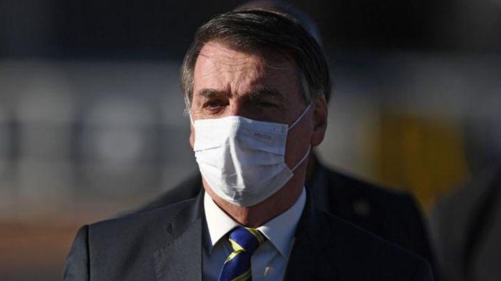 Jair Bolsonaro, presidente de Brasil, pierde a un familiar por culpa del Covid-19