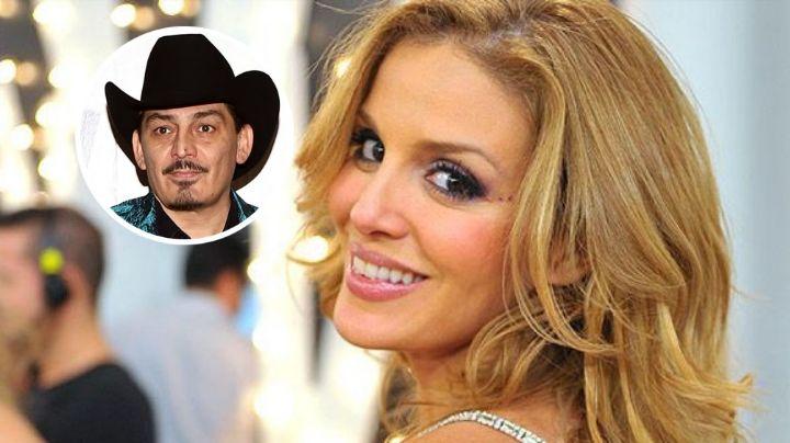 """Ex de José Manuel Figueroa reacciona a la denuncia que enfrenta el cantante: """"Estoy muy contenta"""""""