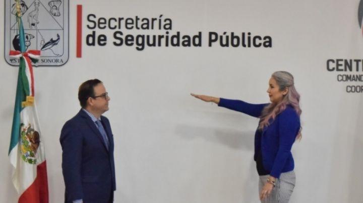 Guadalupe Lara Nuñez rinde protesta como nueva coordinadora del C5i