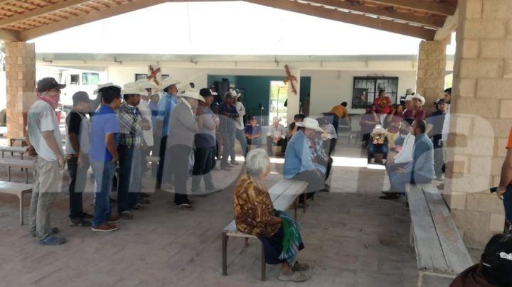 Etnia Yaqui exige a autoridades federales que les resuelvan los precios de garantía