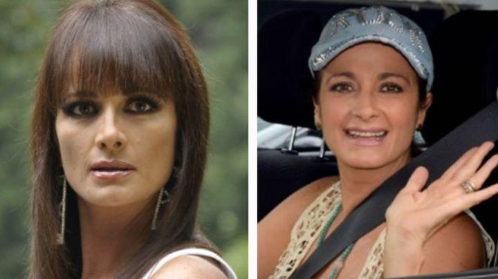 Tras vivir una crisis y ser chofer Uber, actriz habla de su regreso a Televisa
