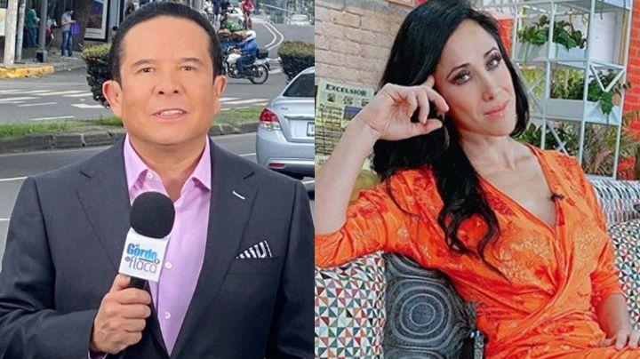 ¿Se va a 'Hoy'? Mónica Noguera deja 'DPM' y Gustavo Adolfo Infante revela en vivo la razón