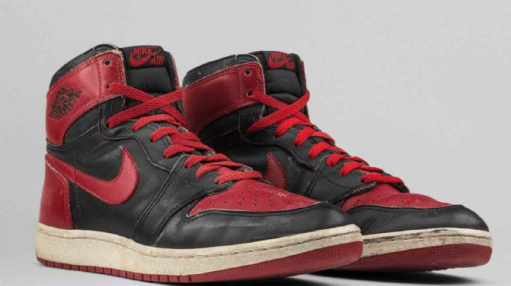 Michael Jordan rompe el récord con las zapatillas más caras del mundo