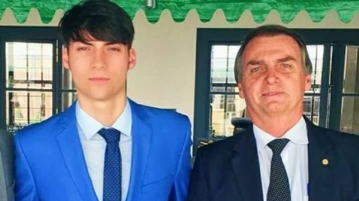 Tras burlarse del Covid-19, hijo menor de Jair Bolsonaro da positivo a la prueba