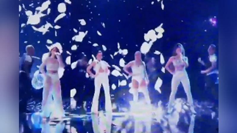 Espectacular: Así fue el increíble homenaje a Selena Quintanilla de Danna Paola y Natti Natasha