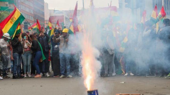 Bolivia: Hay seis personas detenidas tras presuntos ataques con explosivos