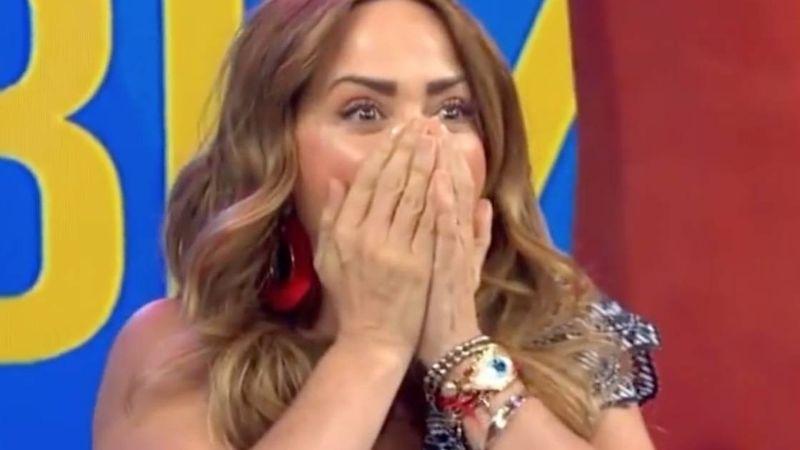 Tras la llegada de Tania Rincón a 'Hoy', Andrea Legarreta revela posible despido de Televisa
