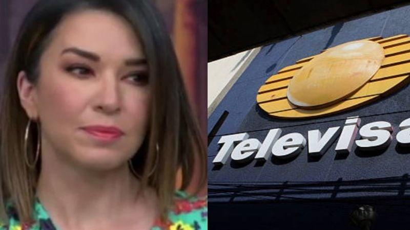 ¿Por chismes? Antes de llegar a TV Azteca, Laura G habría sido despedida de Televisa