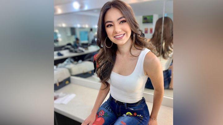 A sus 27 años, Olga Mafud hace vibrar TV Azteca y causa furor en Instagram