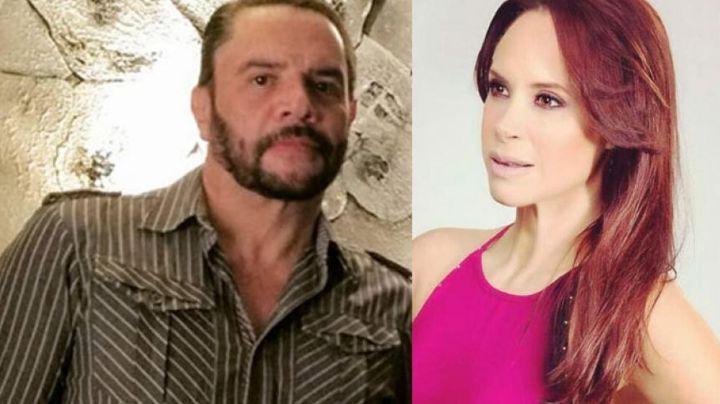 """Ginny Hoffman se va a la yugular de Héctor Parra por abusos a su hija Alexa: """"Tiene problemas"""""""