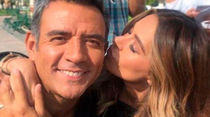 """¿Romance en Televisa? Sandarti habla de su relación con Galilea Montijo: """"Ahí se dio el click"""""""