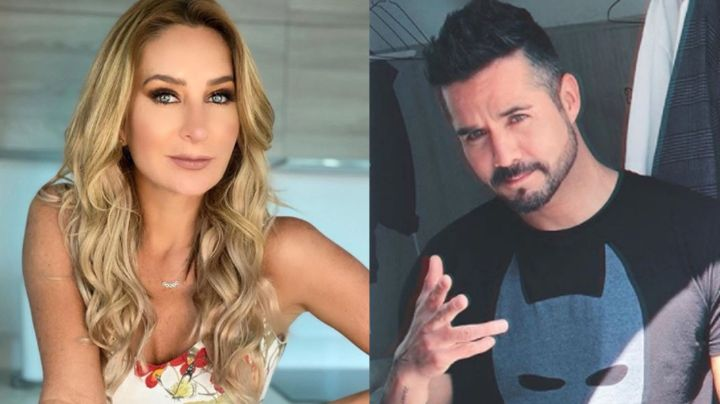Geraldine Bazán aclara su relación con galán de Televisa y admite que se vieron en la playa