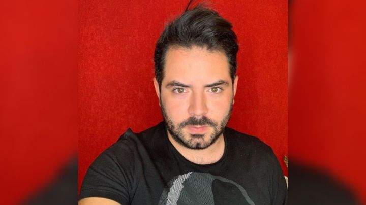 José Eduardo Derbez da 'golpe bajo' a los malos comentarios y dedica amoroso mensaje a su novia