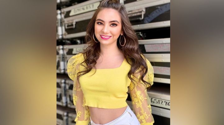 Olga Mafud deleita pupilas en TV Azteca al lucir de esta irresistible manera