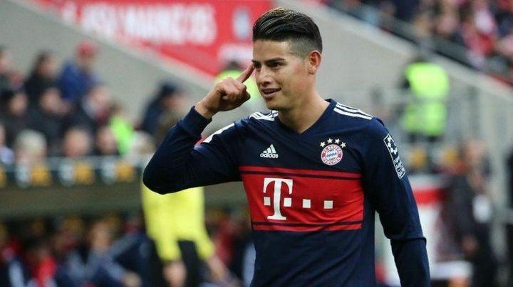 James Rodríguez y los insólitos motivos por los que se fue del Bayer Munich