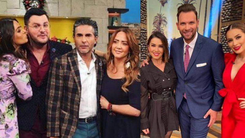 Televisa 'hunde' a TV Azteca: Tras perder 55 kilos, conductor llega a 'Hoy' y destroza a 'VLA'