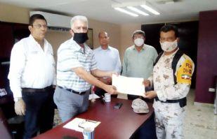 Construcción del cuartel de la Guardia Nacional es atrasada por la pandemia