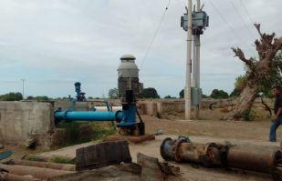 Falla en suministro de energía eléctrica deja sin agua a Huatabampo