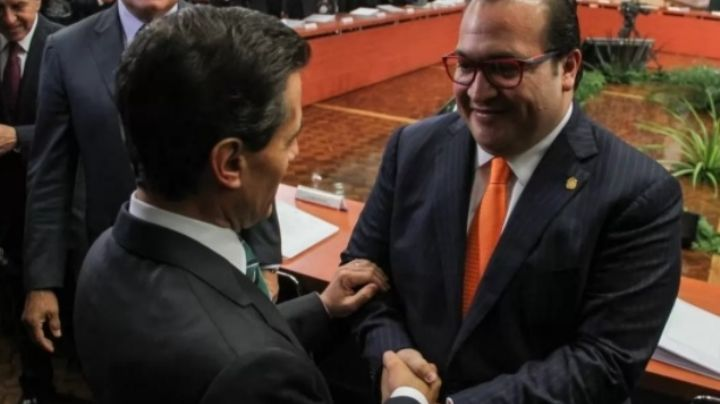 "Hasta Javier Duarte se defiende de Lozoya: ""Ni me he subido a un Ferrari"""