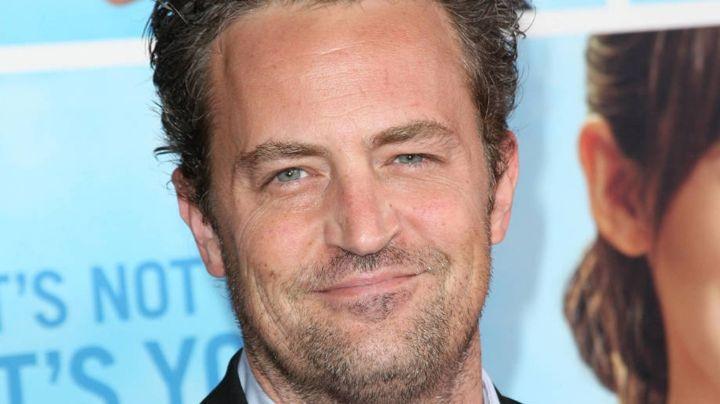 Debido a las drogas, Mattew Perry admite haber olvidado varias temporadas de 'Friends'
