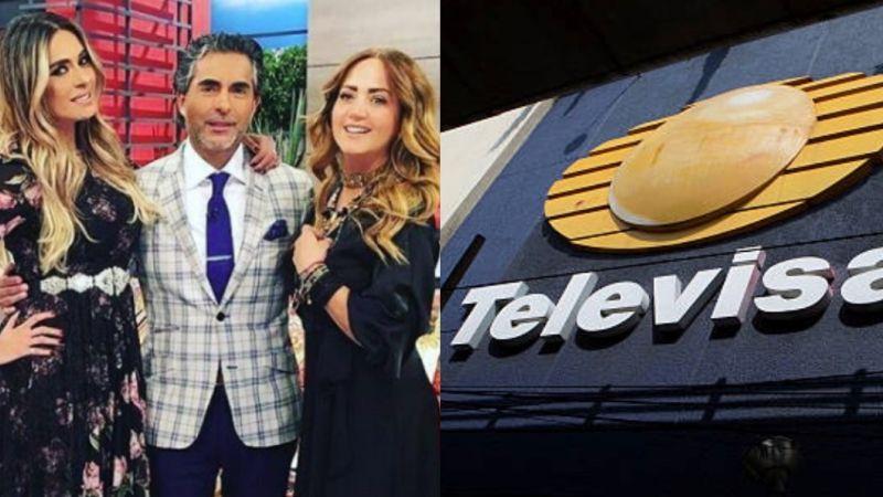 Tiembla 'VLA': Querido conductor de 'Sale el Sol' volvería a Televisa para unirse a 'Hoy'