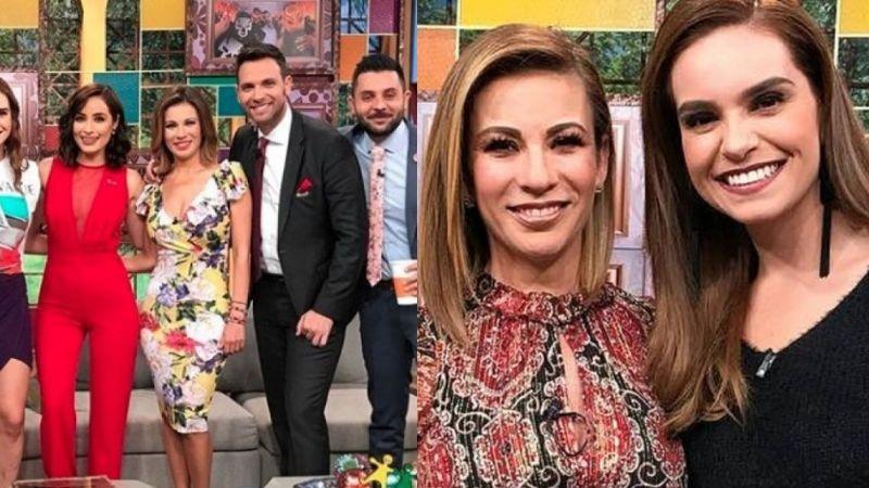 TV Azteca 'hunde' a 'Hoy': Tras fracaso en Televisa, Tania Rincón e Ingrid Coronado 'vuelven' a 'VLA'