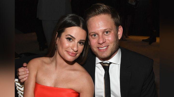 """¡Ya es mamá! Lea Michelle de 'Glee' ya dado la bienvenida a su primer hijo: """"Están felices"""""""