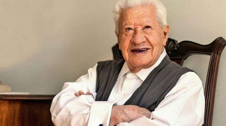 Ignacio López Tarso consigue tremendo éxito tras incursionar en Internet por primera vez