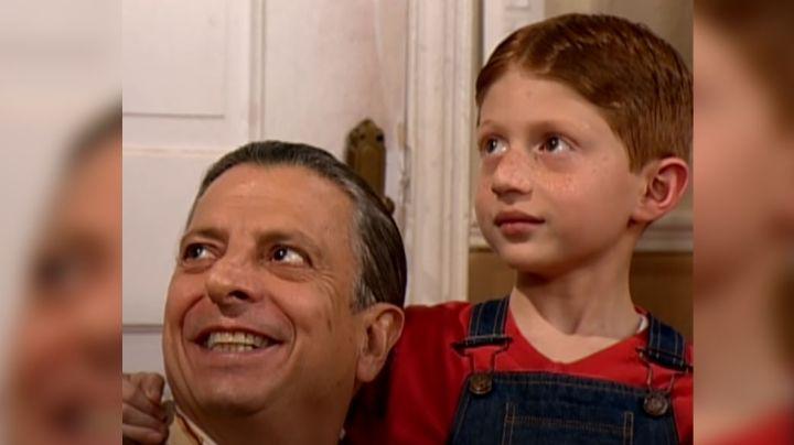 'Vecinos': César Bono se conmovió cuando conoció al actor de 'Benito' por esta trágica razón