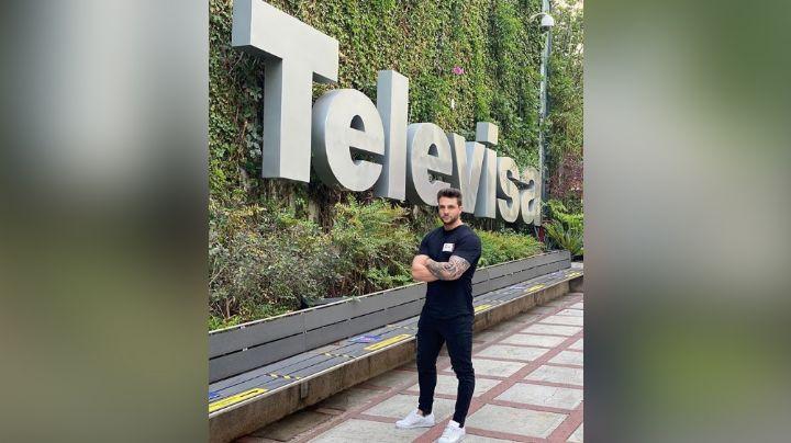 """¿Se va a TV Azteca? Integrante de 'Guerreros 2020' presume """"sorpresa"""" lejos de Televisa"""