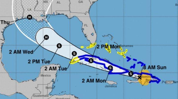 La tormenta tropical 'Laura' avanza hacia Cuba; activan la fase de alarma