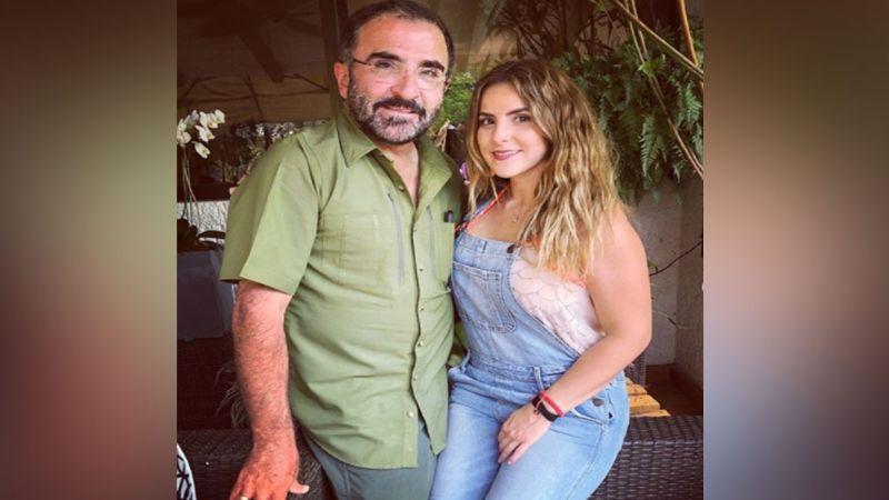 Sissi, la hija de Vicente Fernández Jr., hace suspirar en su regreso a las redes