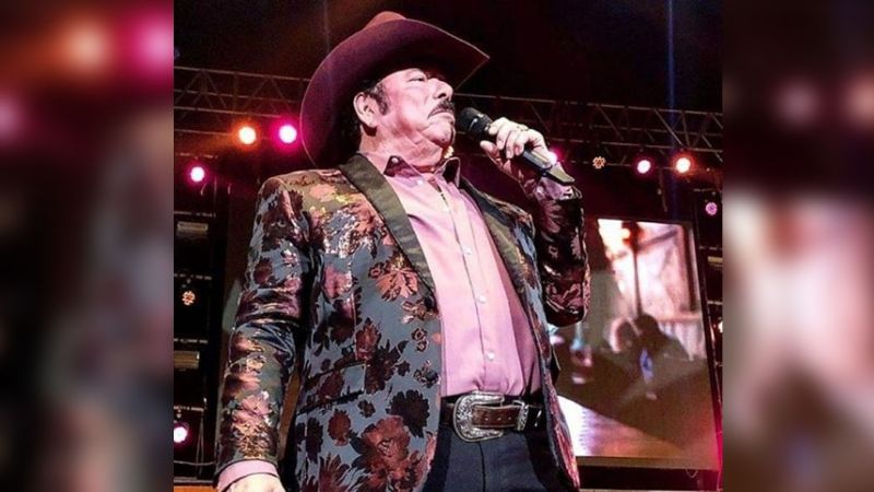 Hijo de Lalo Mora da importante noticia tras especularse muerte del cantante por Covid-19