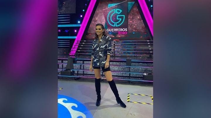Tania Rincón roba suspiros al posar en exquisito 'outfit' que hace babear a todos
