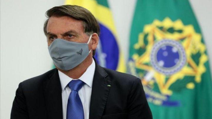 """Bolsonaro: """"Periodistas de cu... gordo, más propensos a morir de Covid-19"""""""