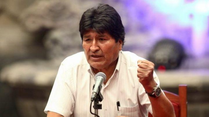 Nueva denuncia para Evo Morales; lo acusan de haber embarazado a menor de 15 años